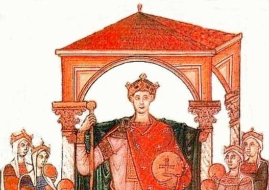 Otton II – pochodzenie, koronacja, walki o utrzymanie korony, walki z Saracenami