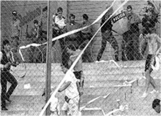 Wojna futbolowa - przyczyny, przebieg, straty, podpisanie pokoju