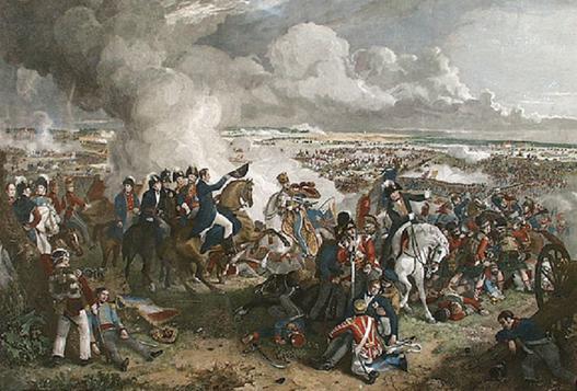 Bitwa pod Waterloo – data, przebieg, straty, strategia, znaczenie