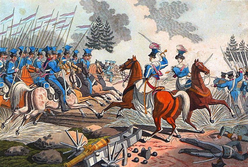 Emilia Plater na koniu na czele kosynierów, a także historia udziału w powstaniu, śmierć oraz najważniejsze wydarzenia