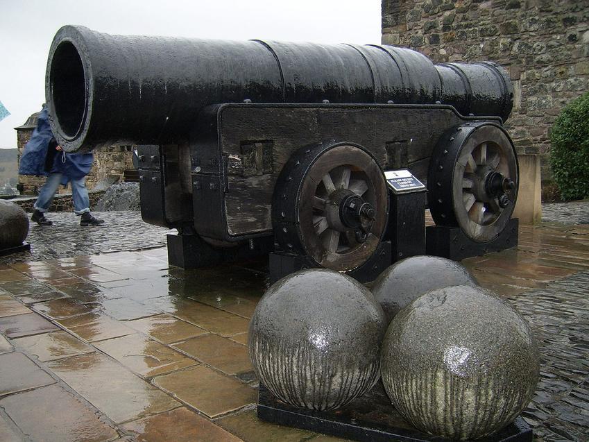 Maszyny oblężnicze, czyli armaty wraz z kulami, a także najdłuższe oblężenia w historii świata, miejsca, daty, wydarzenia