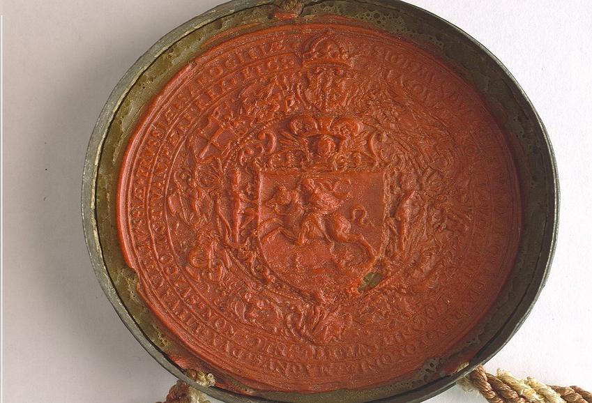 Pieczęć Wielkiego Księstwa Literskiego, a także daty, historia do unii z Polską, terytorium, znaczenie w historii Europy