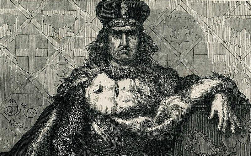 Witold Kiejstutowicz został ogłoszony na Wielkiego Księcia Litewskiego w momencie podpisania Unii w Horodle w 1413 roku