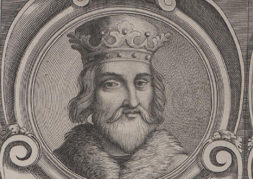 Władysław Jagięłło, który nie przyjął korony Czech na obrazie Farjata Bennota, a także dlaczego odmówił przyjęcia korony