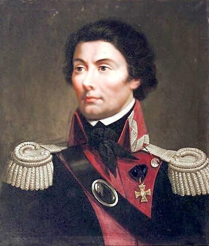 Tadeusz Kościuszko, przywódca Powstania Kościuszkowskiego 1794 r. w stroju wojska koronnego na obrazie Jabłońskiego