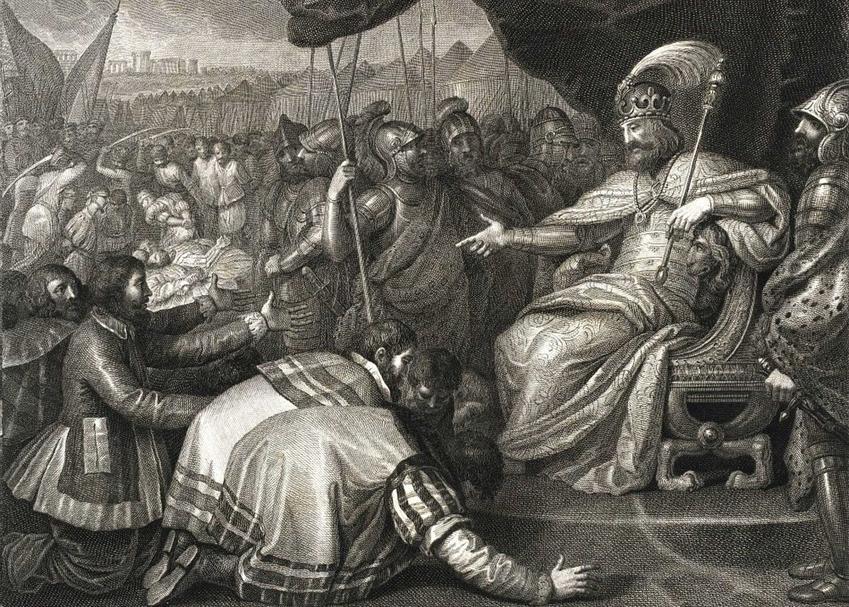 Mieszko II Lambert jeden z najmniej znanych królów Polski, a także inni władcy, ich biografie, panowanie, ciekawostki oraz informacje