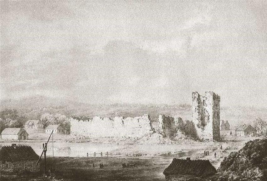 Zamek w Krewie, w którym podpisano Unię w Krewie, a także najważniejsze postanowienia oraz przyczyny, skutki i daty