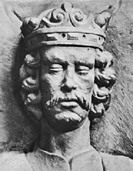 Rzeźba nagrobna Władysława Łokietka, czyli męża Jadwigi Bolesławówny, a także życiorys i rola w historii władczyni