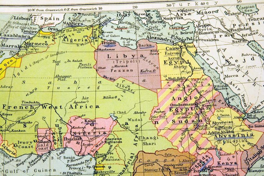 Kolonializm w XIX wieku w Afryce, a także miejsca, państwa oraz przyczyny kolonializmu oraz dokładne daty