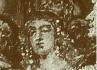 Bezprym, syn Bolesława Chrobnego i brat Miszka II Lamberta, król Polski w wyobrażeniu Jana Matejki (obraz Koronacja pierwszego Króla)