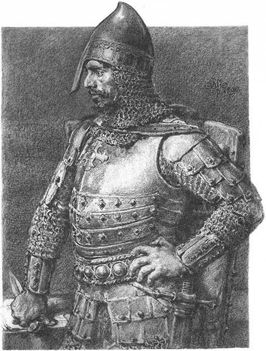 Konrad Mazowiecki na rycinie Jana Długosza, a także informacje o sprowadzeniu Krzyżaków do Polski - data, następstwa, najważniejsze informacje