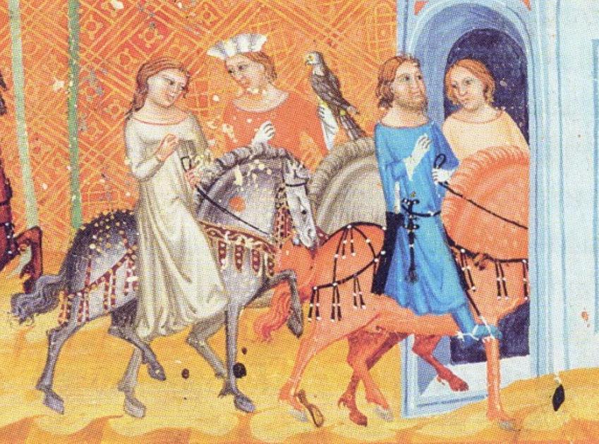 Oldrich i Bożena wjeżdżają do Pragi, a także informacje o Mieszku II, kastracja Mieszka II, jego życie i przczyny