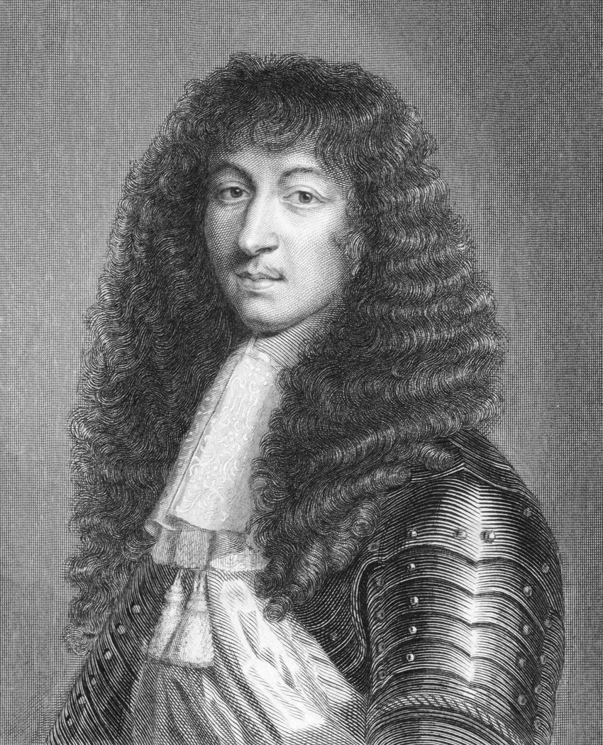 Rycina przedstawiająca Ludwika XIV, a także absolutyzm we Francji, założenia, polityka władców, powstanie oraz najważniejsze ciekawostki