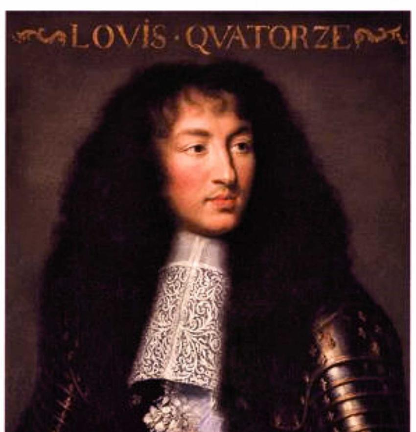 Ludwik XIV, na dworze którego był kardynał Richelieu, który miał ogromne znaczenie dla historii Francji Absolutnej, a także jego pochodzenie i życiorys