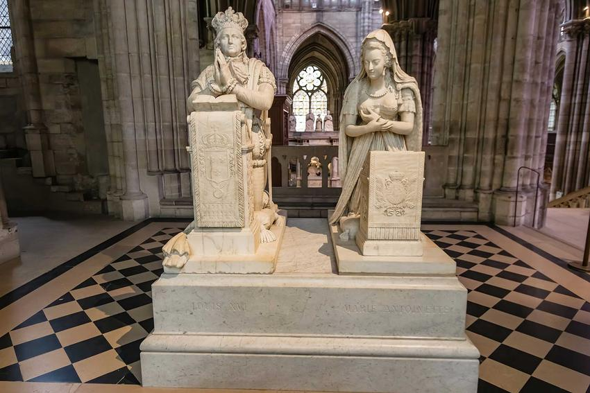 Posagi Ludwika XVI i Marii Antoniny w Wersalu, a także informacje o królu - rodzina, rządy, biografia, śmierć, upadek monarchii