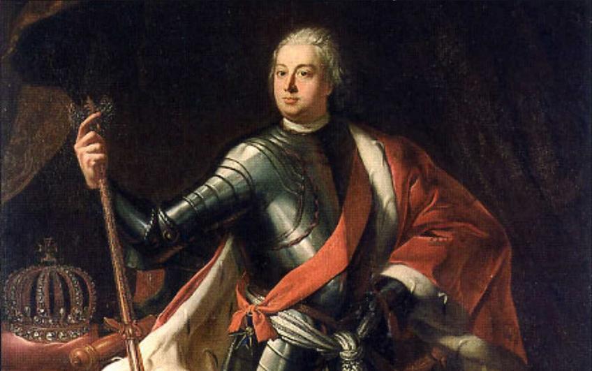 Fryderyk Wilhelm, król Prus, a także informacje o Świętym Przymierzu, strony, założenie, rozpad i działalność