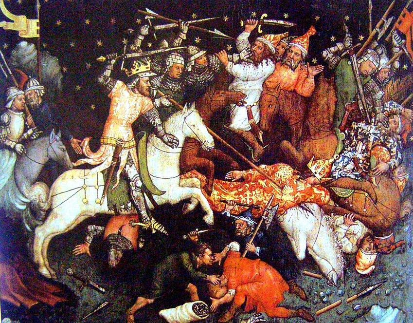 Wojna z Turkami i zwycęstwo Ludwika Węgierskiego, a także biografia, rodzina, podboje, znaczenie w historii Polski