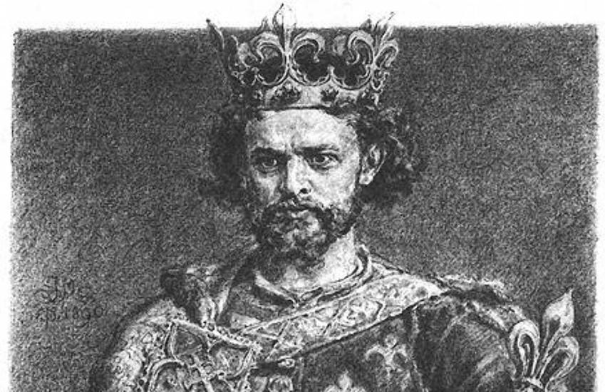Ludwik Węgeirski Andegaweński w wyobrażeniu Jana Matejki, a także dlaczego Ludwik Węgierski został królem Polski i królem Węgier