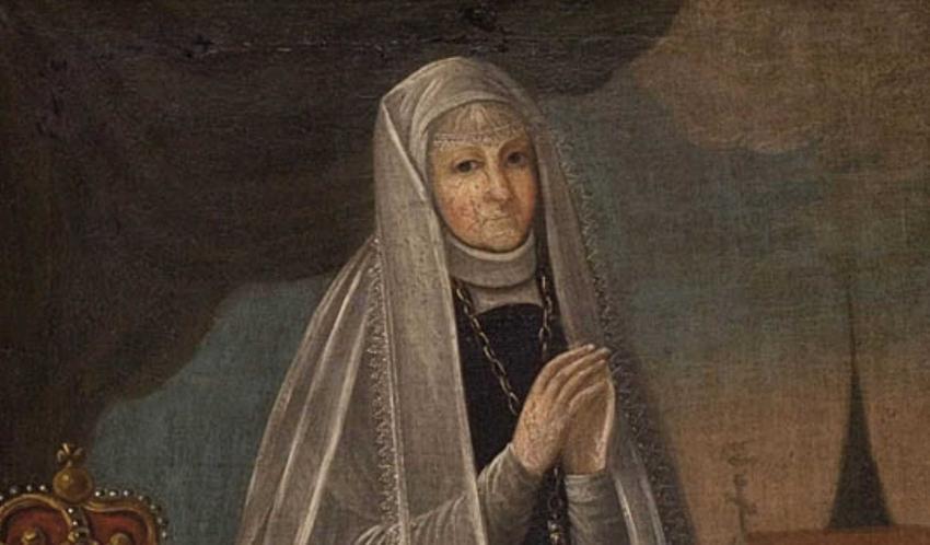 Elżbieta Granowska, ukochana żona Władysława Jagięłły, a także najwazniejsze informacje o królu: pochodzenie, podboje, rola w historii i biografia