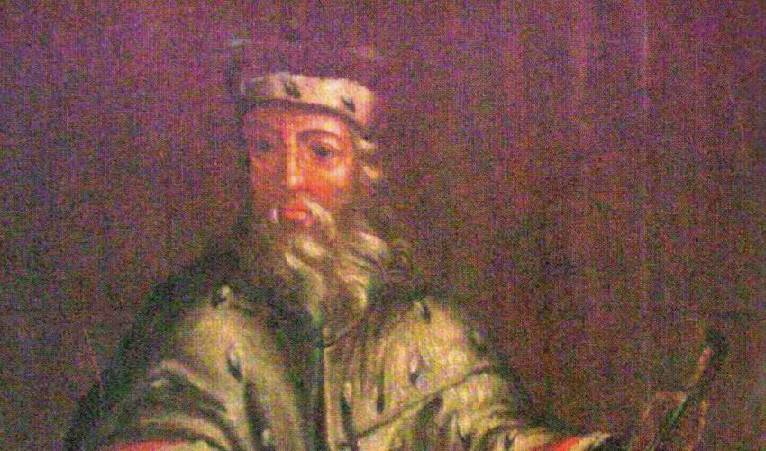 Mieszko I Plątonogi na starym obrazie, a także biografia władcy, przydomek, osiągnięcia, wyzwania oraz najwazniejsze informacje