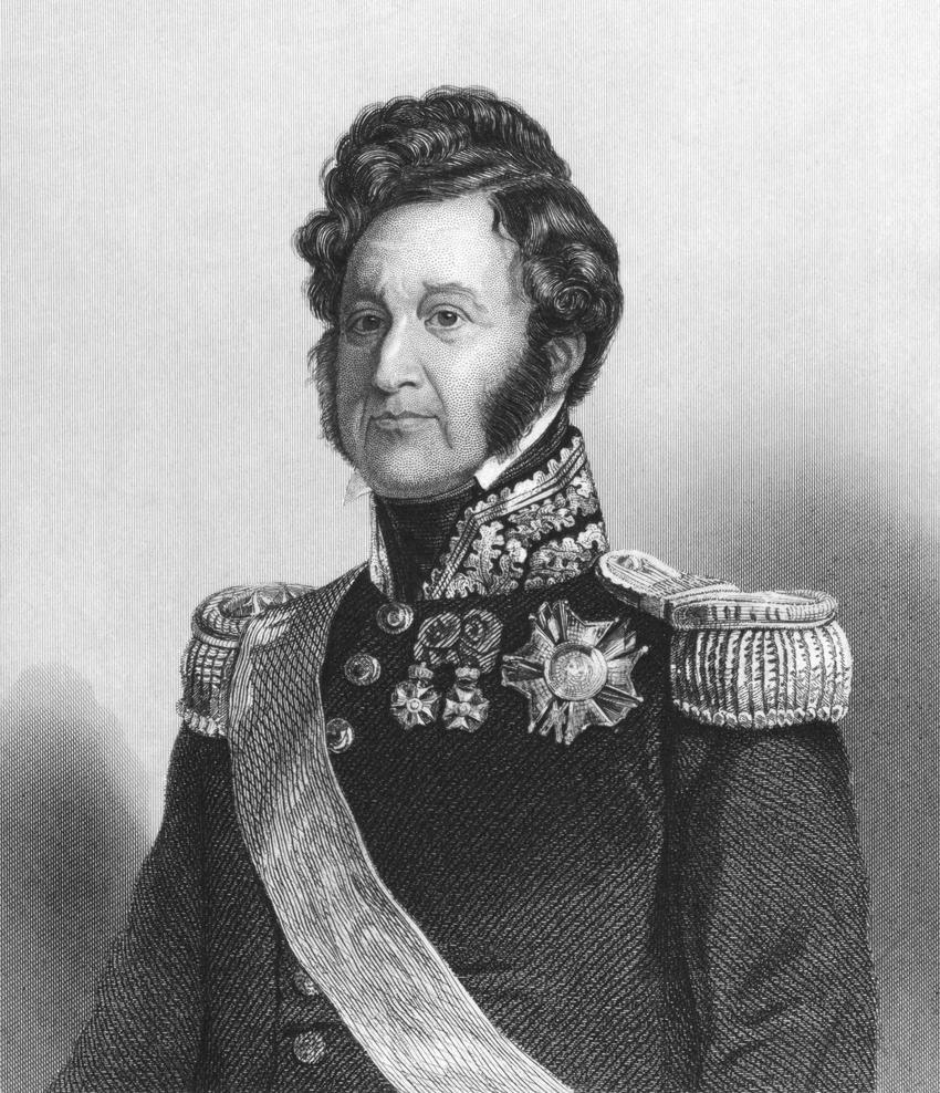 Louise Phillipe - Ludwik Filip, król Francji, jedna ze stron konfliktu podczas Rewolucji Lutowej 1848 roku, najważniejsze informacje i przyczyny
