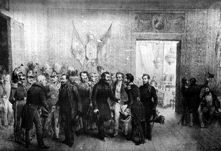 Emigranci z Polski witani w Belgii przez polityków, a także przyczyny Wielkiej Emigraci, początki, nurty oraz najważniejsze informacje