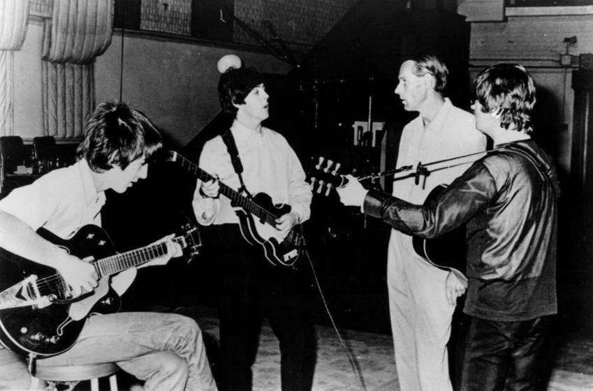 The Beatles w studiu nagraniowym - data powstania zespołu, skład, dyskografia oraz najważniejsze utwory