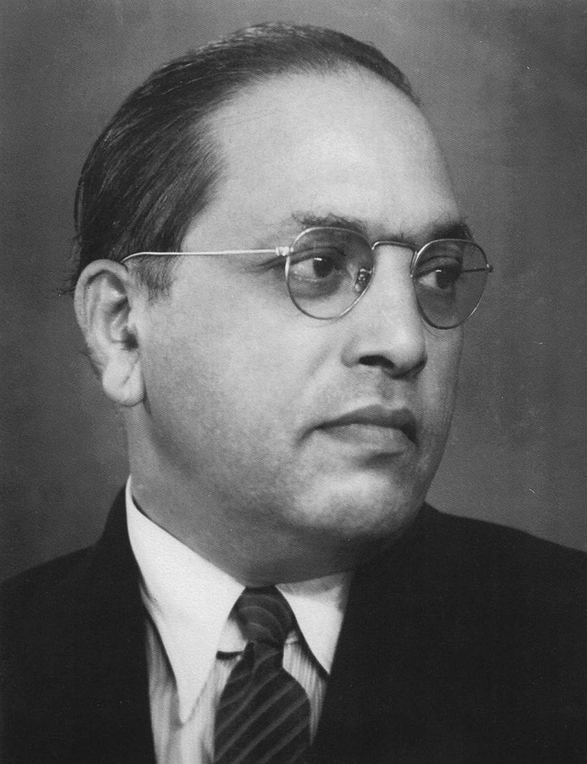 Dr Bhimrao Ramji Ambedkar walczący o prawa dalitów w Indiach, jego historia i biografia