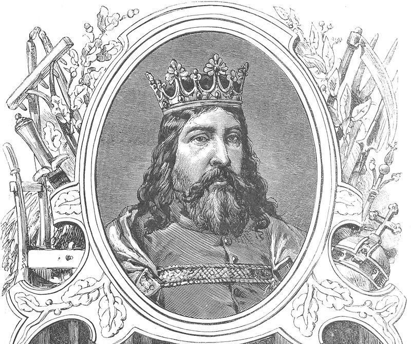 Kazimierz Wielki miał wiele osiągnieć, znacznie wpłynął na pozycję kraju w Europie - król w wyobrażeniu Ksawerego Pillatiego