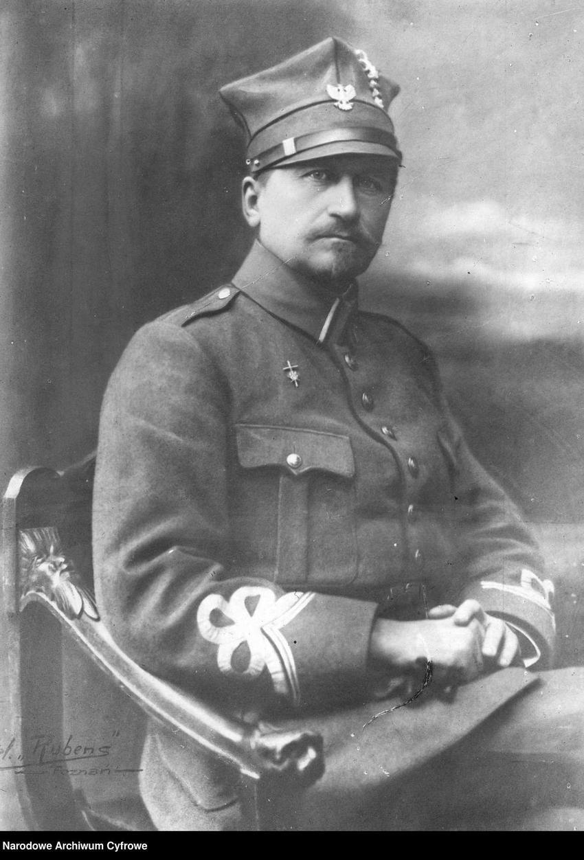 Józef Dowbor-Muścicki przywódca powstania wielkopolskiego, a także data, przebieg, informacje oraz dowódcy