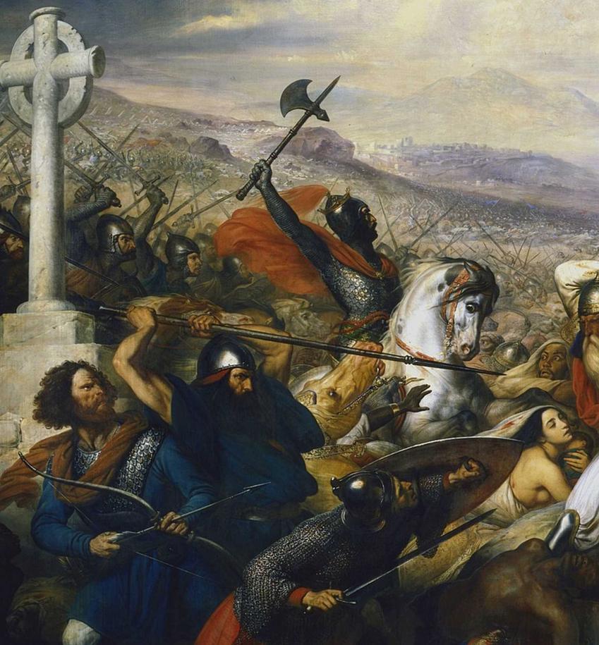 Bitwa pod Poitiers (Tours) krok po kroku, czyli przebieg, data, przyczyny i skutki konfliktu, strony