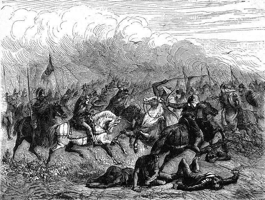 Bitwa pod Poiters, czyli bitwa pod Tours w VII wieku, daty, strony oraz przyczyny konfliktu