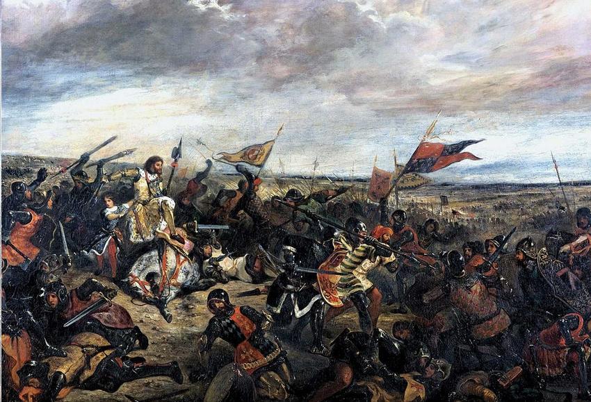 Bitwa pod Poitiers, czyli dokładne daty, przebieg, strony konfliktu, przyczyny oraz wynik