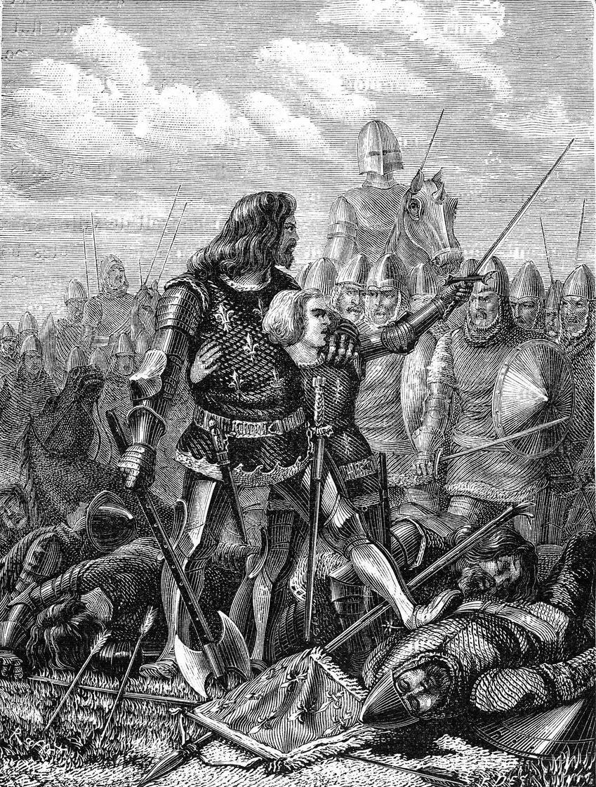 Bitwa pod Poitiers krok po koku, czyli data, przyczyny konfliktu, wynik, skutki, przebieg