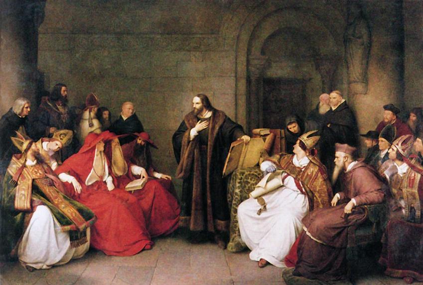 Sobór w Konstancji krok po kroku, czyli data, strony, cele, postanowienia, przesłuchanie Jana Husa oraz wpływ Soboru na Polskę