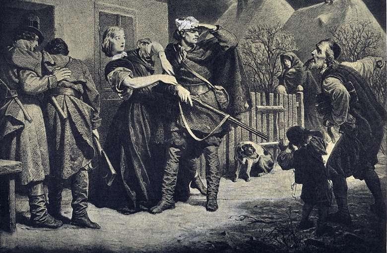 Powstanie styczniowe było ogólnopolskim zrywem narodowym, angażowały się w niego liczne osoby - Polonia Schronisko Artura Grottgera