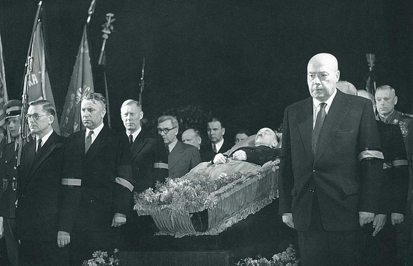 Śmierć Bieruta w Moskwie, czyli kontrowersje, plotki, przyczyny śmierci pierwszego Prezydenta Polski po wojnie