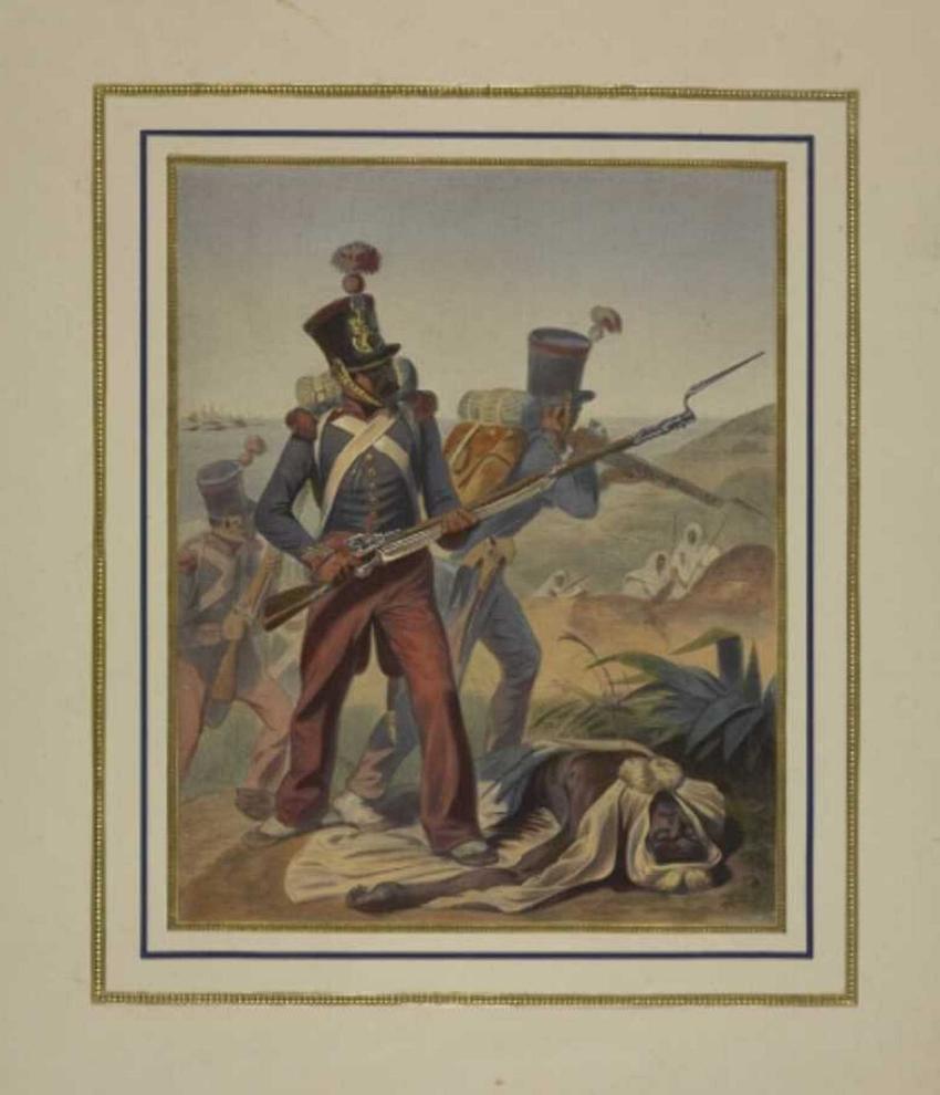Kolonie francuskie oraz kolonia w Algierze, a także spis kolonii, daty, informacje, najważniejsze dane oraz ciekawostki