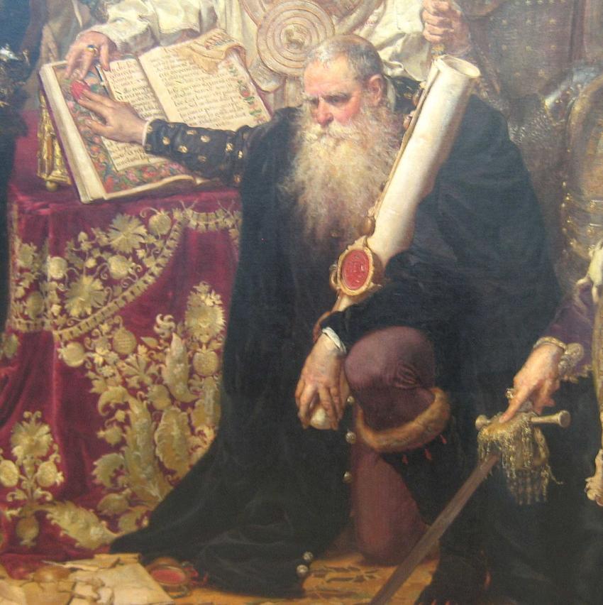 Wojna kokosza krok po kroku, a także daty, zasady, ruch egzekucyjny, wydarzenia, przywódcy