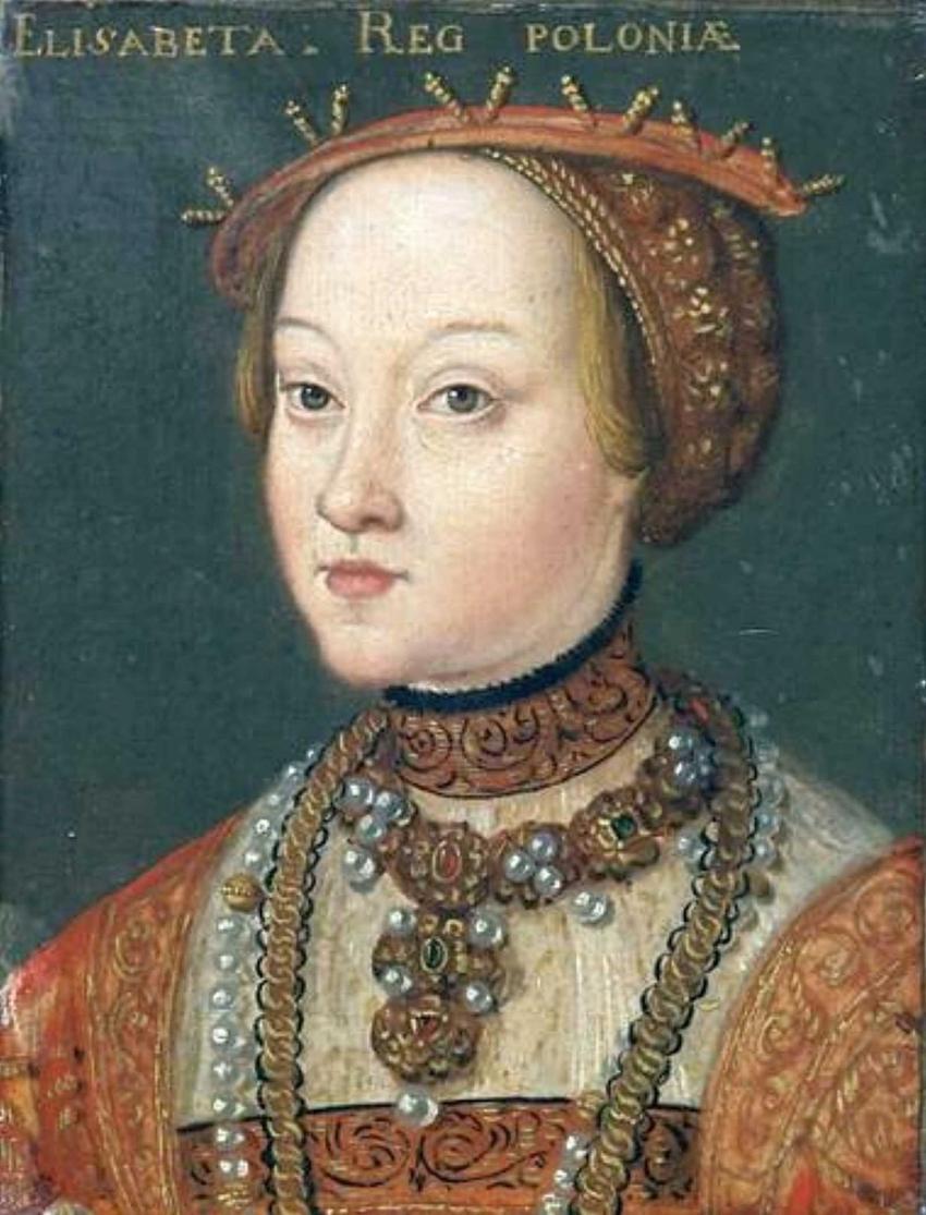 Elżbieta Habsburżanka, królowa Polski, a takze jej życiorys, pochodzenie, choroba, okoliczności śmierci i wpływ na Polskę