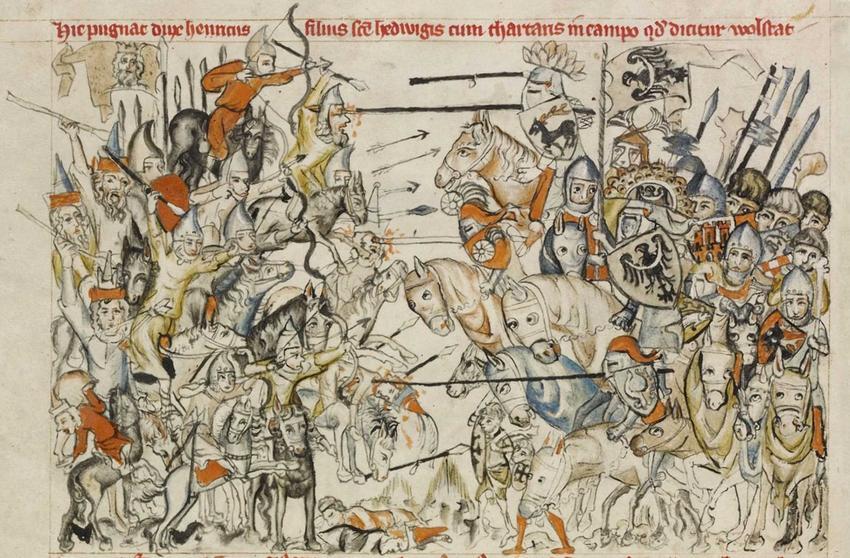Bitwa pod Legnicą krok po kroku, czyli data, strony, przebieg bitwy, straty po obu stronach oraz taktyka dowódców