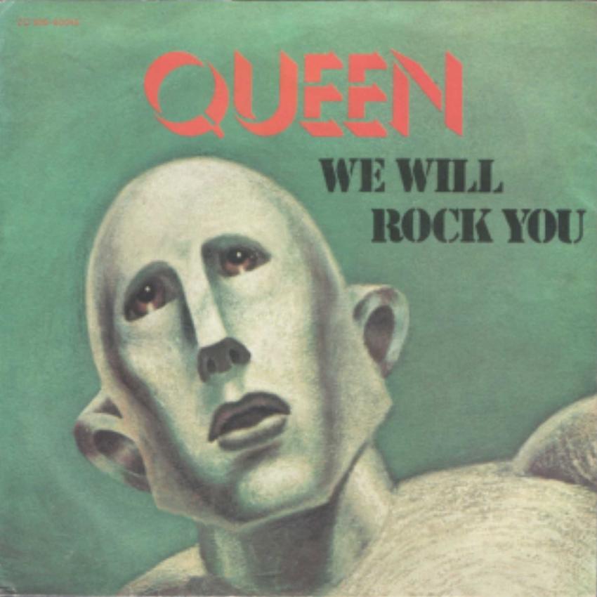 Najbardziej znane i najwększe histy zespołu Queen i Freddy'ego Mercury'ego - TOP10