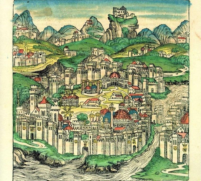5 najbardziej znanch miast, które zmieniły swoją nazwę z róznych powodów - ciekawostki i historia