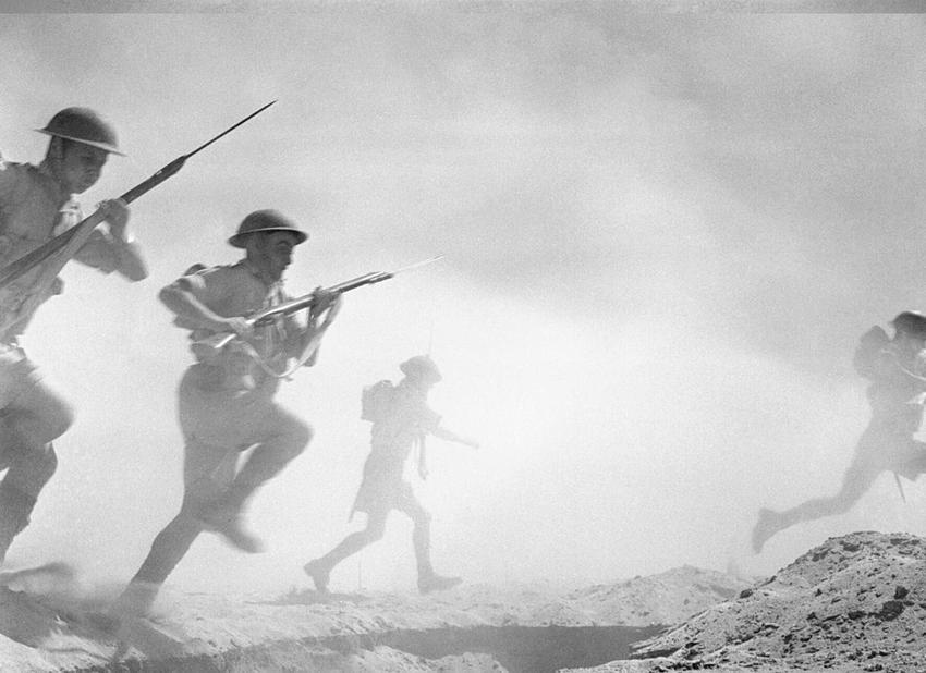 Bitwa El Alamein to punkt zwrotny w kampanii afrykańskiej dla wojsk alianckich