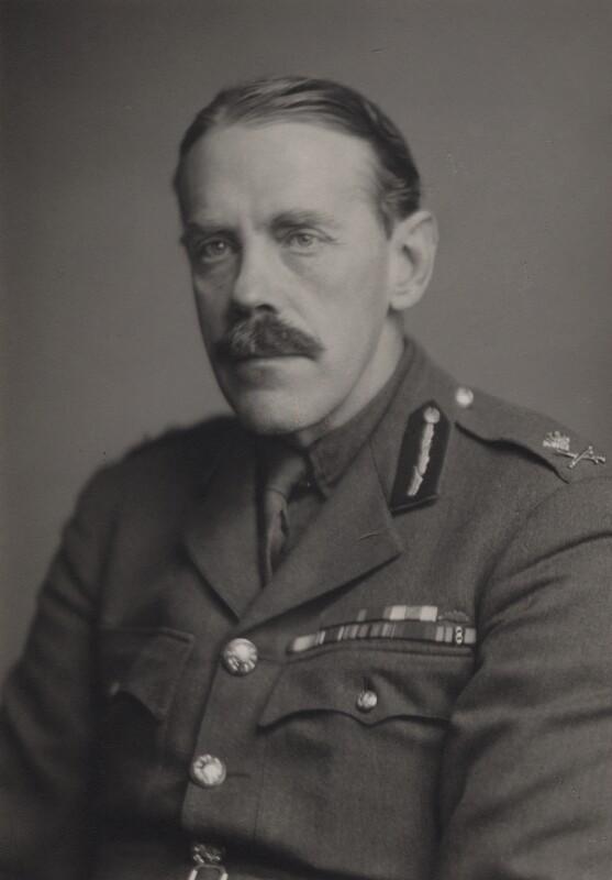 Bitwa El Alamain po stronie aliantów była dowodzona przez generła majora Douglasa Wimberley -