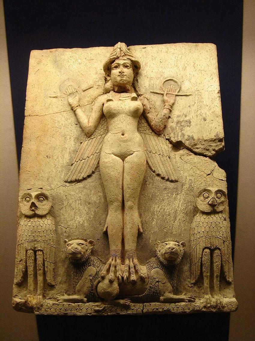 Kult bogoni Isztar krok po kroku, czyli bogini seksu i miłosci w Babilonie, a także najważniejsze informacje o jej roli