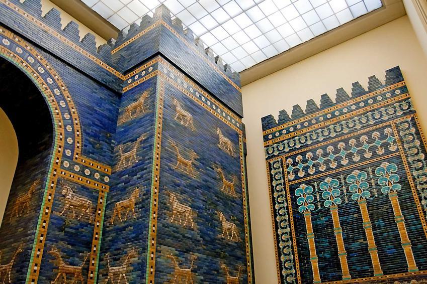 Kult bogini Isztar w Babilonie, czyli bogini seksu i miłości, a także pamiątki, które po niej pozostały