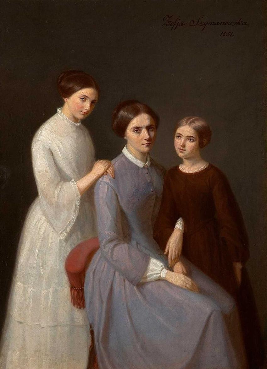 Kobiety Adama Mickiewicza, czyli kobiety w życiu narodowego wieszcza, rodzina, żona i romanse poety