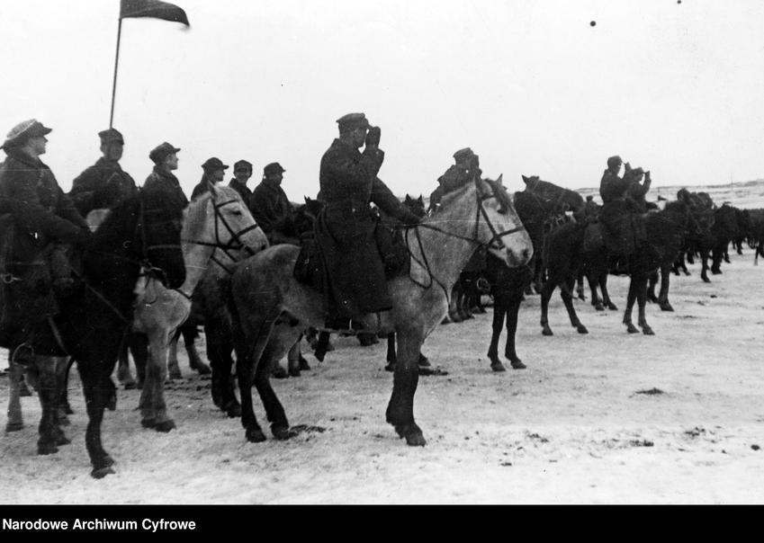 Oddziały polskiej kawalerii