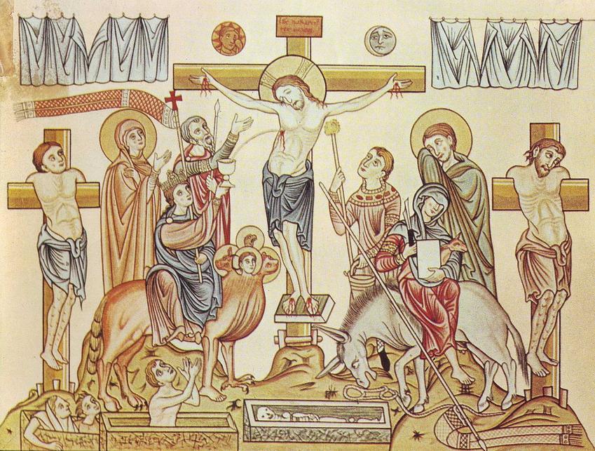 Śmierć Jezusa Chrytusa na krzyżu, czyli najważniejsze fakty, ile trwała męka Jezusa, miejsce śmierci
